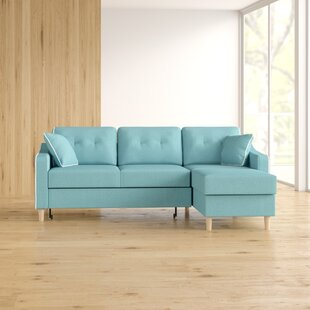 Raul Corner Sofa Bed By Norden Home
