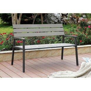 Carin Aluminium Garden Bench