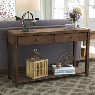 Gracie Oaks Chisholm Console Table