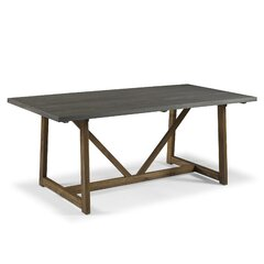 Distressed Finish Foundry Select Kitchen Dining Tables You Ll Love In 2020 Wayfair