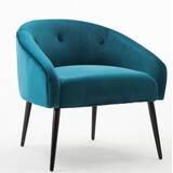 Eskew Barrel Chair by Mercer41