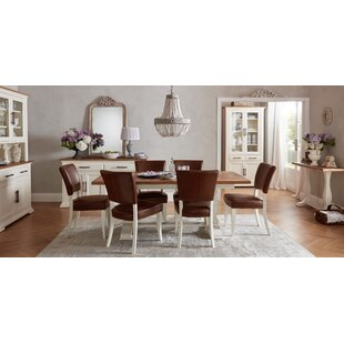 Lautrec Extendable Dining Set With 6 Chairs By August Grove