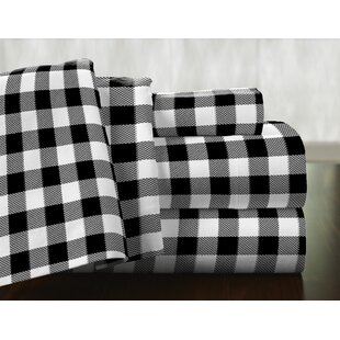 Buffalo Check Flannel Sheets Wayfair