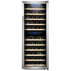 Wine Coolers dual wine coolers & refrigerators you'll love | wayfair