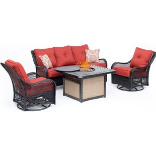 Innsbrook 4 Piece Sofa Seating Group