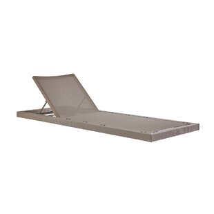 Brayden Studio Chaise Lounge Base