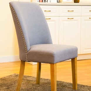 Side Chair (Set of 2) by Glitzhome