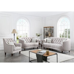Affordable Jordynn Configurable Living Room Set by Darby Home Co Reviews (2019) & Buyer's Guide