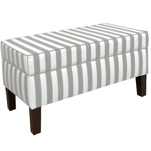 Jordynn Canopy Upholstered Storage Bench