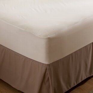AllerEase Organic Cotton Top Hypoallergenic Mattress Cover