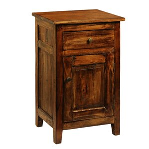 Drogo End Table by Antique Rev..
