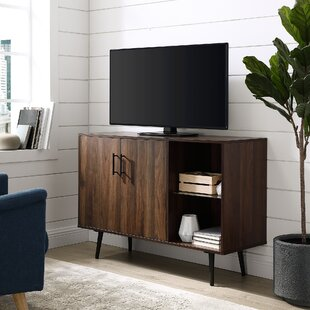 Coupon Nathanial TV Stand for TVs up to 48 by George Oliver Reviews (2019) & Buyer's Guide