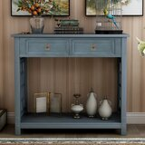 Judsonia 36 Console Table by Longshore Tides