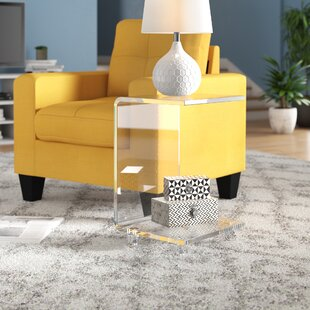 Brozany Half End Table by Latitude Run