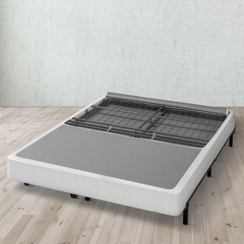 Alwyn Home DeSoto Standard Profile Folding Metal Box Spring