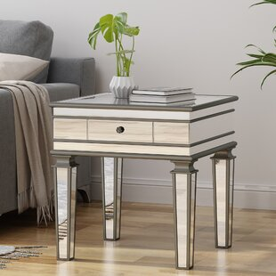 Calton End Table with Storage