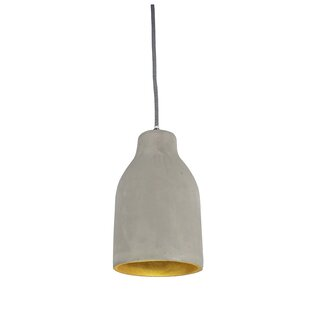 VI 1-Light Cone Pendant by Urbanest