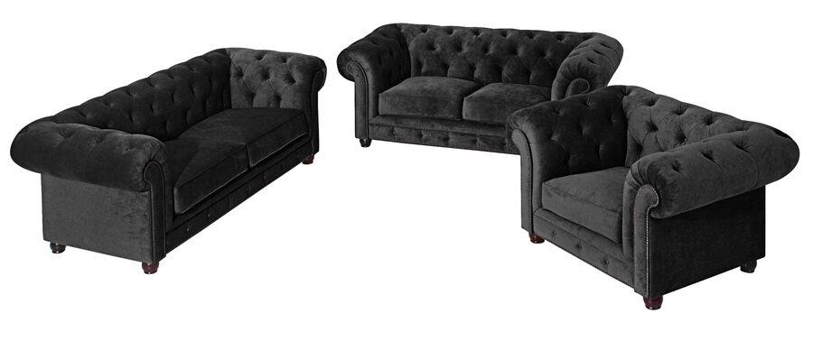 max winzer wohnzimmer set norfolk bewertungen. Black Bedroom Furniture Sets. Home Design Ideas