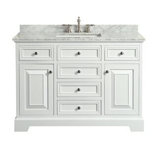 Affordable Price Catalan 48 Single Bathroom Vanity Set By Highland Dunes