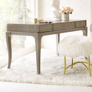 Solid Wood Writing Desk by Cynthia Rowley