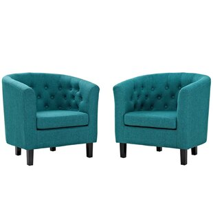Oxford Armchair (Set Of 2) by House of Hampton Today Only Sale