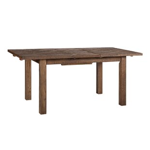 Ceniceros Extendable Dining Table By Union Rustic
