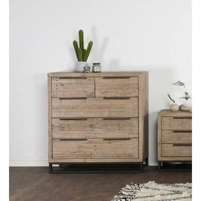 Lexy 6 Drawer Double Dresser & Reviews | Joss & Main