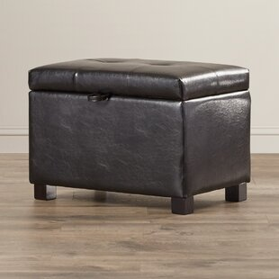 Grissom Storage Ottoman by Red..