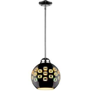 InFurniture PL Series 1-Light Globe Pendant