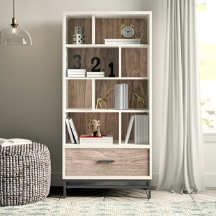 Best Reviews Callan 65 Bookcase by Mistana Reviews (2019) & Buyer's Guide