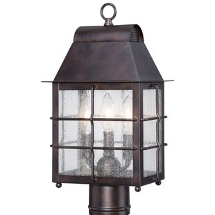 Compare prices Willow Pointe Outdoor 3-Light Lantern Head By Minka Lavery