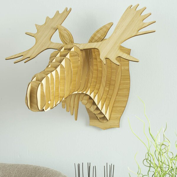 Contemporary Moose Wall Decor Pictures - Wall Art Design ...