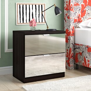 Alpha Centauri 2 Drawer Nightstand By Mercer41