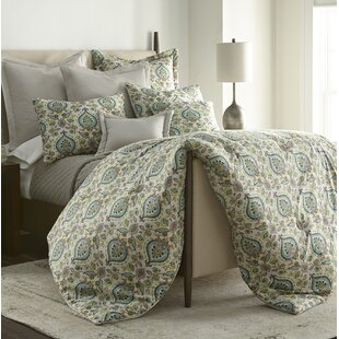Mucci Cotton 3 Piece Comforter Set