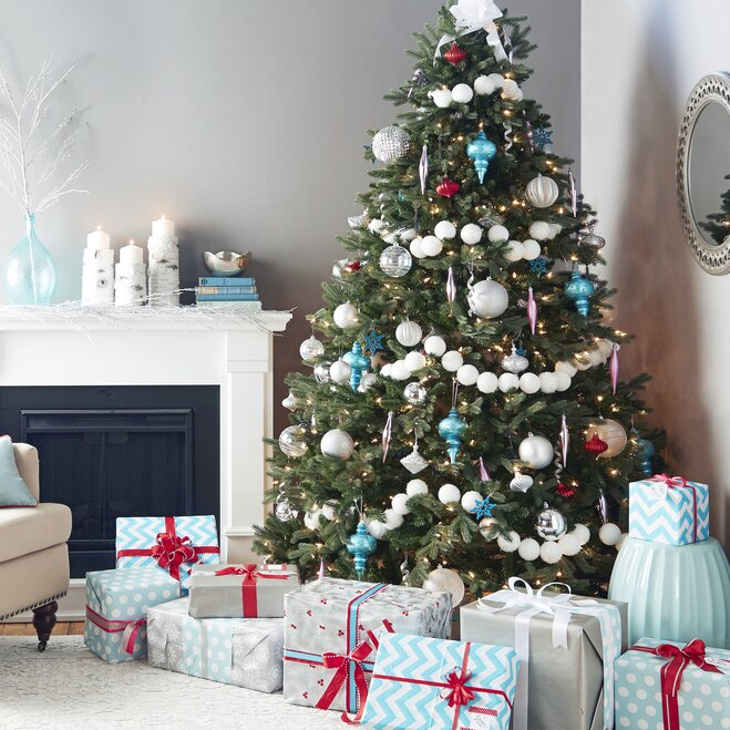 The Size Of Your Room And Amount Available Floor Space Along With Personal Preference Should Dictate Which Three Popular Tree Widths To