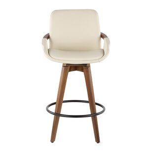 Wrentham 26 Swivel Bar Stool by Wrought Studio