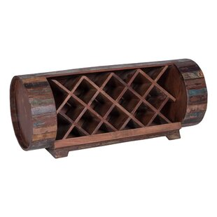 Mayne 14 Bottle Floor Wine Rack by Blooms..