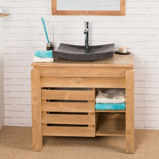 Gabbard 85mm Free-standing Single Vanity Unit By Beachcrest Home