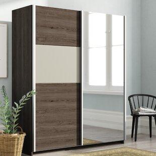 Covey Sliding Door Cabinet By Mercury Row