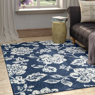 Kofi Blue Indoor/Outdoor Area Rug