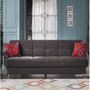 Light Convertible Sofa by Latitude Run
