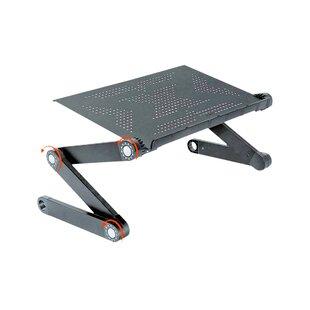 Cooling Pad Adjustable Standing Desk Converter
