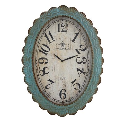 Harris Round Wall Clock