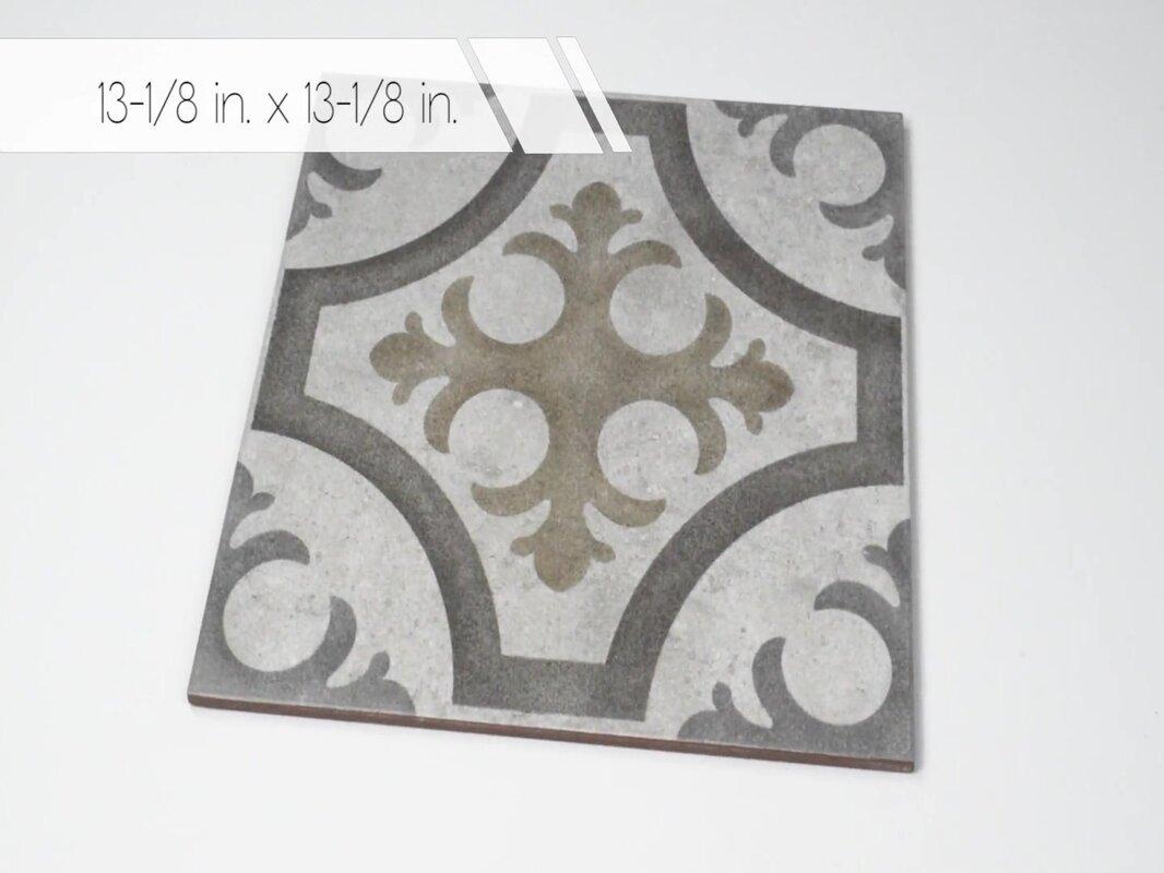 Ardisana 1313 x 1313 ceramic field tile in graybrown reviews ardisana 1313 x 1313 ceramic field tile in dailygadgetfo Choice Image
