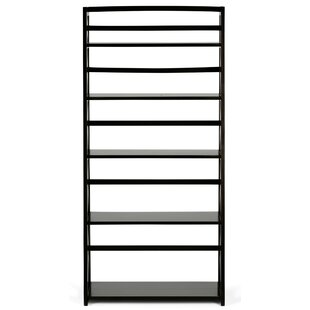 Kitchener Etagere Bookcase Simpli Home Spacial Price