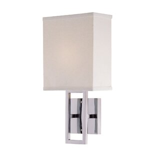 Big Save Twilley 1-Light Wall Sconce By Wade Logan