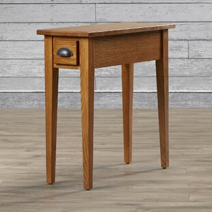 Apple Valley End Table by Charlton Home