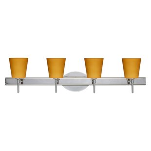 Besa Lighting Canto 4-Light Vanity Light