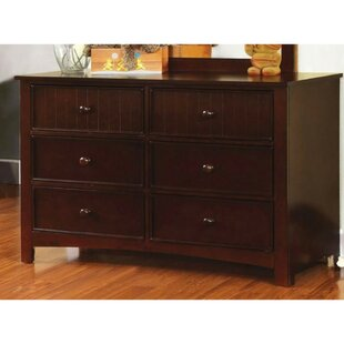 Red Barrel Studio Walling 6 Drawer Chest
