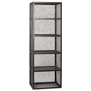 Perpendicular Cube Bookcase